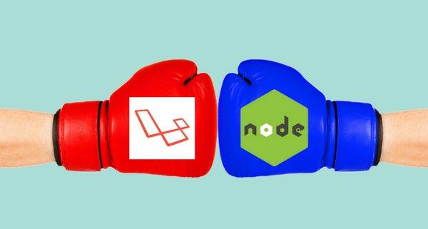 Single Page App Backends: Where Laravel Beats Node js - Vue