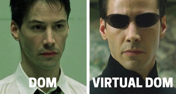 What's The Deal With Vue's Virtual DOM?